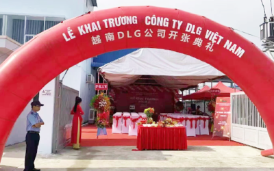 DLG ( Vietnam) factory is officially in operation!